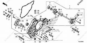 29 Honda Pioneer Parts Diagram