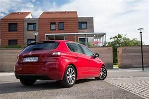 Nouvelle 2008 Peugeot Boite Automatique : essai peugeot 308 enfin une bonne bo te automatique en essence photo 10 l 39 argus ~ Gottalentnigeria.com Avis de Voitures
