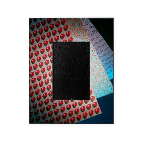 sheets of lsd acid tabs picture frame by admin cp66866535