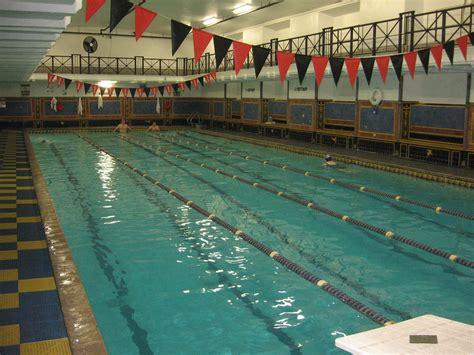 West Side Ymca Pool