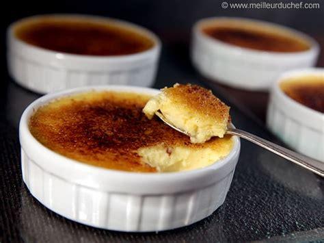 recette dessert avec creme fleurette cr 232 mes et mousses les recettes meilleurduchef