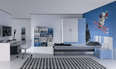 chambre gar輟n ado décoration chambre ado moderne en quelques bonnes idées
