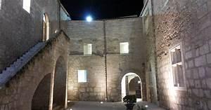 Castle Of The Counts Of Modica In Alcamo  Italy