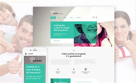 Best insurance agent website templates. 15 Best Insurance HTML Website Templates 2020   Wpshopmart