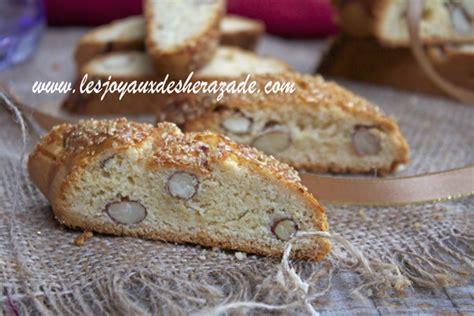cuisine algerien les croquets gâteau algérien sec les joyaux de sherazade