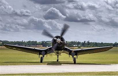 Corsair F4u Vought Aircraft Wallpapers Whistling Combat