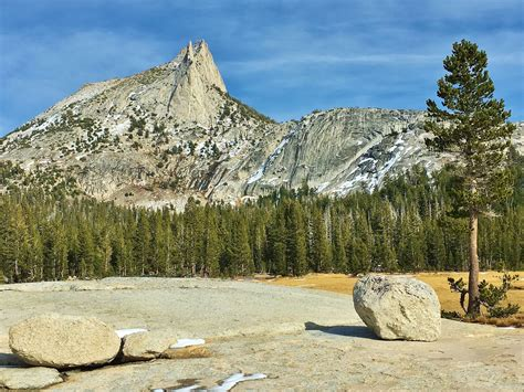 Life Is A Mountain Tioga Pass Tuolumne Meadows And