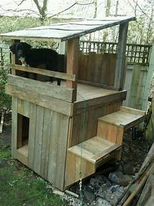 17 best images about friends on pinterest dog houses With 2 story dog kennel