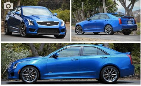 2019 Cadillac Atsv Sedan Manual Review  Cars Auto