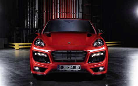 2018 Techart Porsche Cayenne Magnum Wallpaper Hd Car