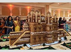 Diwali And Annakut Are Celebrated At The BAPS Shri