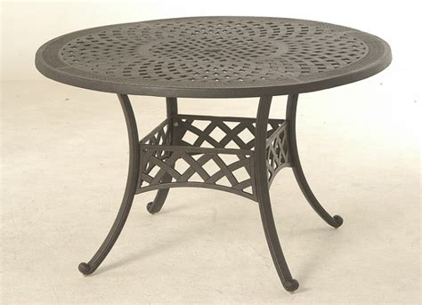 berkshire by hanamint luxury cast aluminum patio furniture