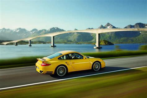 2018 Porsche 911 Turbo Picture 326735 Car Review Top