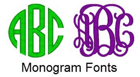monogram fonts cricut pinterest