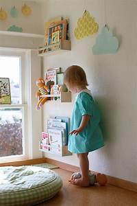 Aménagement Chambre Enfant : montessori am nagement d 39 un coin lecture dans une chambre d 39 enfant d co chambre b b kids ~ Dode.kayakingforconservation.com Idées de Décoration
