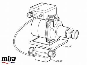 Mira Ps1 Shower Spares And Parts