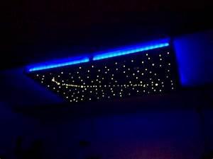 Led Glasfaser Sternenhimmel : led sternenhimmel eigenbau doovi ~ Whattoseeinmadrid.com Haus und Dekorationen