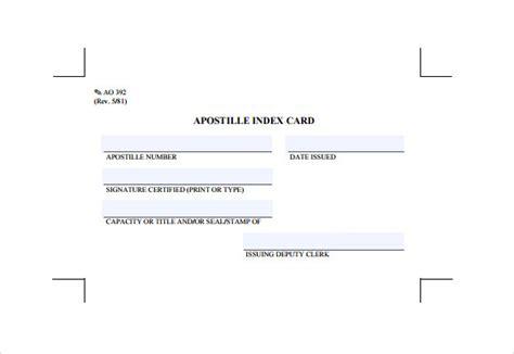 index card templates   excel
