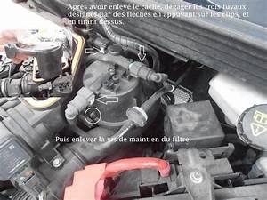 Comment Detecter Un Probleme D Injecteur : changement d 39 un filtre gazole ford fiesta tdci 14 2008 moteur de ford fusion tdci johnywheels ~ Gottalentnigeria.com Avis de Voitures
