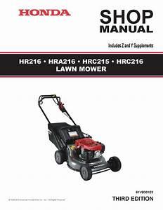 28 Honda Hrc216 Parts Diagram