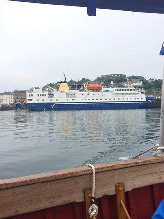 Boat Trip Oban by Allan S Boat Trips Oban Skottland Omd 246 Tripadvisor