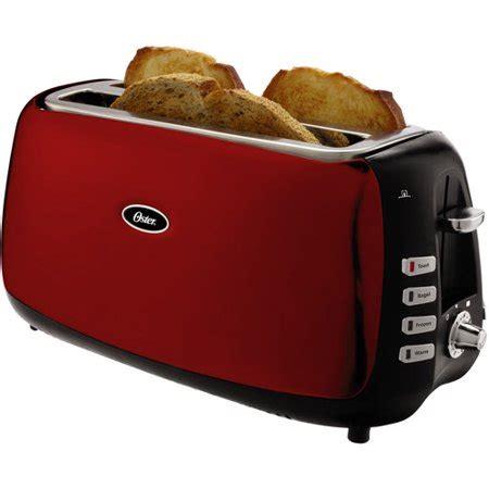 toasters at walmart oster 4 slice toaster walmart