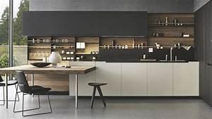 Cuisine Style Industriel Bois : style industriel le bois et le b ton dans la d co c t ~ Teatrodelosmanantiales.com Idées de Décoration