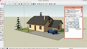 plan maison sketchup avie home With plan maison google sketchup