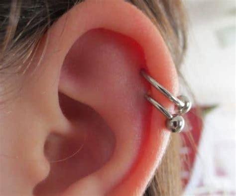 ear piercing bleeding   months acharyajpsingh