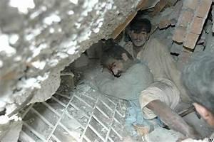 Massive Earthquake Hits Pakistan