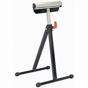 132 lb Capacity Roller Stand