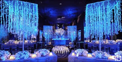 wedding decor ideas how to create a winter wonderland