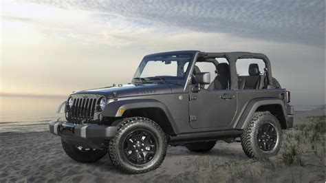 2015 Jeep Wrangler Willys Review Price Release Date