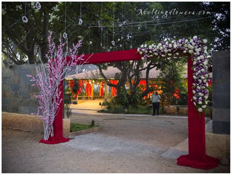 Indian Wedding Entrance Decoration by Indian Wedding Decoration Ideas Inspired Across The World