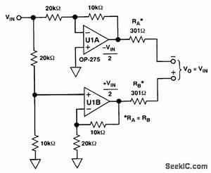 index 727 circuit diagram seekiccom With audio line driver