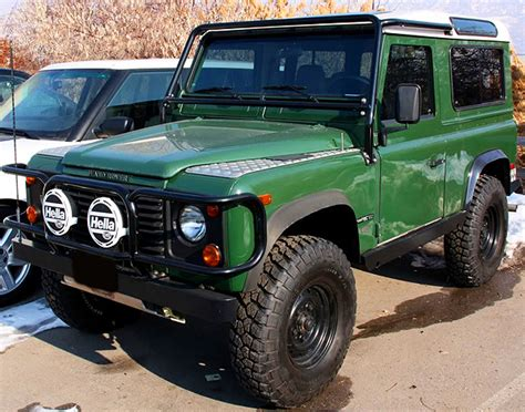 old car manuals online 2001 land rover discovery series ii transmission control land rover 1997 defender 90 a classic cars today online