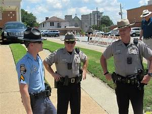 It was the Bibb County Sheriff's Office honor, to watch ...