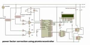 Automatic Power Factor Controller Circuit Using Microcontroller