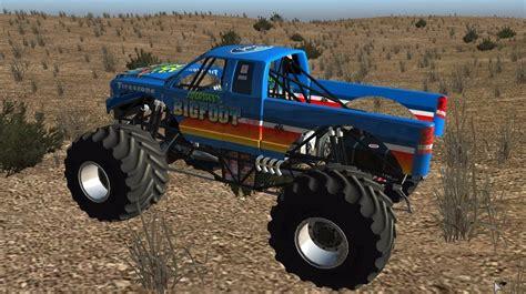 youtube monster truck rigs of rods monster truck youtube