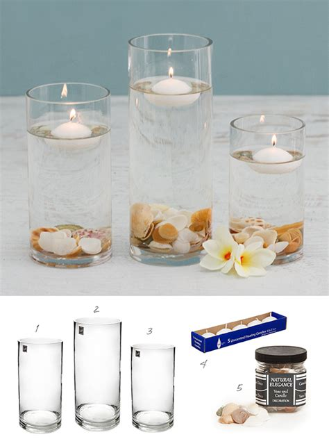 Creative Candle Decorating Ideas For 05 by 5 Diy Candle Decoration Ideas The Koch