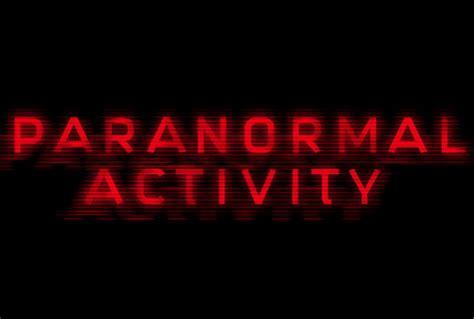 peliculas de actividad paranormal en   de ellas