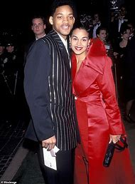 Will Smith Married