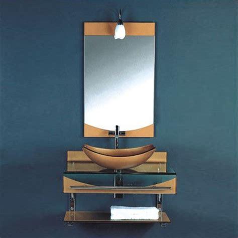 Bathroom Vanities Combo Sets by Kokols Wf 24 31 In Wall Mount Vessel Bathroom Vanity With