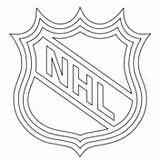 Coloring Pages Nhl Sports Supercoloring sketch template