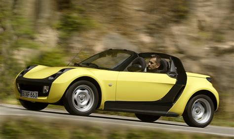 Smart Roadster Roadster (2003 - 2007) Photos | Parkers