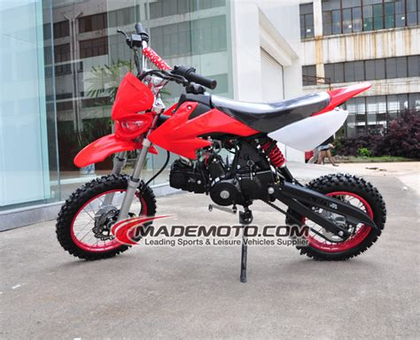 Air Cooled Dirt Bike With 4-stroke 110cc Engine 2014 New