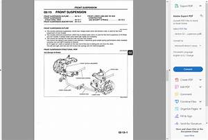 Workshop Manual Service  U0026 Repair Guide For Mazda Bt50