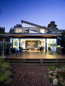 Covered, Terrace, In, Front, Of, The, House, Of, Modern, Design