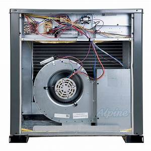 Goodman Gph1430h41 2 5 Ton 14 Seer Self Contained Packaged Heat Pump Dedicated Horizontal