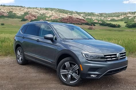 First Spin: 2018 Volkswagen Tiguan | The Daily Drive ...
